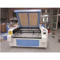 tube laser cutting machine for textile/acylic sheet/column cloth
