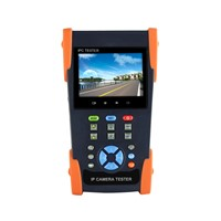 Super Quality Wifi 3.5'' LCD 1080P ONVIF IP Analog Cameras Tester CCTV Test Monitor IPC3500