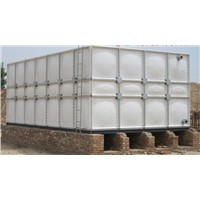 Hot Sale ! FRP SMC Sectional Fiberglass Water Storage Tank/Frp Sectional Panels Tank Price