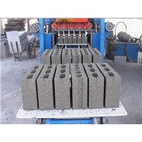QT4-15 concrete block making machine/concrete paver brick making machine