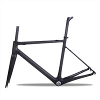 R02 carbon road bike frame 48-60cm