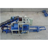 Small Investment Project Cement Brick Making Machine, Hollow Block Machine for Sale QT3-20