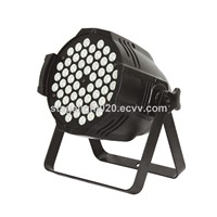 Cheap Price RGBW Color Wash 54x3 LED Stage Par Can Wedding Home Party Club Strobe LED Light