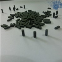 1.5*1.5*5 TSP thermally stable polycrystalline diamond, TSP inserts, TSP diamond cutter