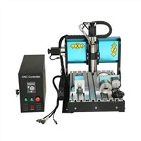 3040Z 1500W 4 Axis Mini Cnc Milling Router For Metal And Jade