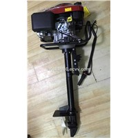 4-Cycle 196cc Loncin Engine Outboard Motor