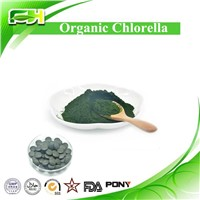 EOS & USDA Certified Organic Cell Wall Broken Chlorella