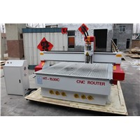 Hot sale cnc machine price with vacuum Table and T-slot