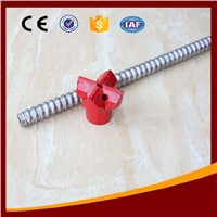 LUHUI R51 Rock Drilling Tools Hollolw Anchor Bolt