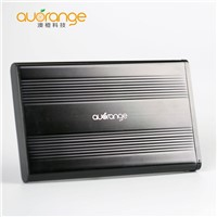 USB 2.0 2.5 inch Aluminum SATA HDD Case Hard Disk Drive External Enclosure