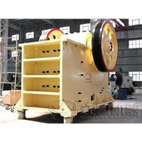 HXJQ brand big capacity Primary jaw crusher for hard stone crushing