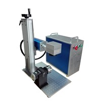 Fiber Laser Marking Machine Price Germany IPG Raycus 20W Fiber Laser Marking for Metal Plastic Stainless Steel Jewelry