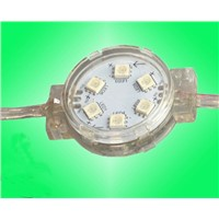LED point light source with CE/RoHS approvals, DMX control