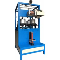 Composite yarn twisting machine/high quality twister machine