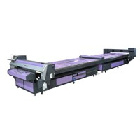 FD1688 Long Flatbed Printer, Garment Printing Machine