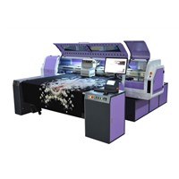 Fd1828 White Ink Direct Printing Belt Printer