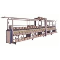 High Speed Soft Cone to Cone Winder/Winding Machine