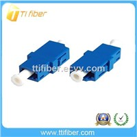 LC/PC Singlemode Simplex Fiber Optic Adapter