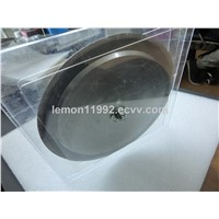Metal bond diamond cutting discs for magnetic material