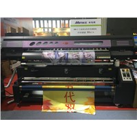 Mimke Direct to Fabric Sublimation Printer Qm8-3 with Ce, 1.8m