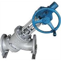 Slurry Valve for Alumina Processing