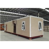 Economy Safe and Durable Prefabricated (prefab) Container House