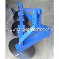 1LY series three point mounted disc plough for sale