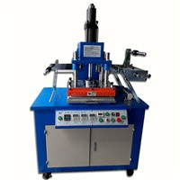 Hydraulic Hot Foil Stamping machine for leather