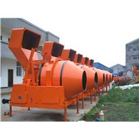 JZR350 Diesel Mobile Drum Concrete Mixer