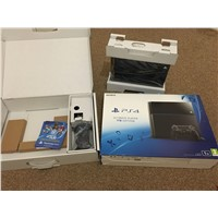 PlayStation 4 - 500 GB - Black with free gifts