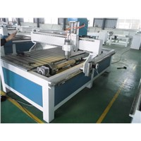 cnc router spindle motor tools machine with rotary device for sale