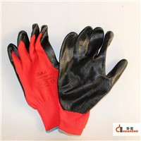 13 guage nitrile coated gloves