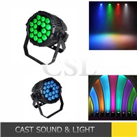 18*15w 6in1 led par light /led par can stage light