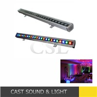 24*3W RGB LED Outdoor Waterproof Wall Washer Stage Light