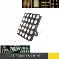 25*15W /30w White LED Eastsun Matrix Blinder / LED Stage Light