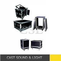 Aluminium Flight Case ,U Case for Tools and Satge Equipment Use