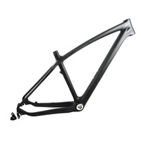 CS-136 650B mtb bike frame 27.5er mtb frame for 135mm QR/142*12mm