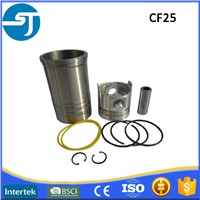 Changfa diesel engine cylinder liner kit CF25