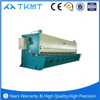 China high quality hydraulic shearing machine for steel