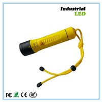 Diving mini waterproof search light