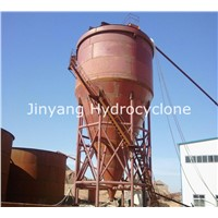 Efficient Deep-cone thickener