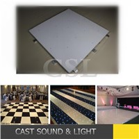 Fashionable led stage light / led dance floor / led starlit dance floor