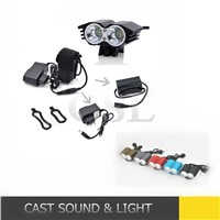 Owl Eye Design 20W 1500lm High Power 2 * CREE Xml T6 LED Bicycle Light/led bike light