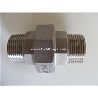 Chinese manufacturer of Stainless Steel Flat Union F/F DIN/BSPT