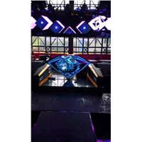 DJ Booth (Diamond) P5 LED Display