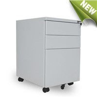 Office furniture steel file storage cabinet mobile pedestal cabinet