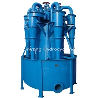 Primary high fineness classifying hydrocyclone mining cyclone separator