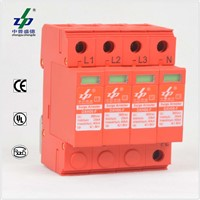 Surge Protection Device AC 220V 4P Three Phase