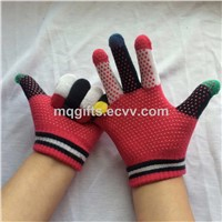 Winter Fashion Girls Knitted Gloves