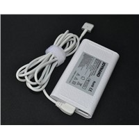 JoyNano 60W MagSafe 2 Power Adapter 16.5V 3.65A Plus 5V 2A USB